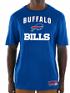 "Buffalo Bills Majestic NFL ""Line of Scrimmage 3"" Men's T-Shirt"