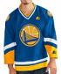 "Golden State Warriors Starter NBA Men's ""Legend"" Hockey Jersey"