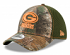 "Green Bay Packers New Era NFL 39THIRTY ""Realtree Flourescent"" Flex Fit Hat"