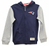 "New England Patriots Youth NFL ""Legacy"" Full Zip Hooded Sweatshirt"