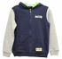 "Seattle Seahawks Youth NFL ""Legacy"" Full Zip Hooded Sweatshirt"