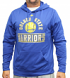 "Golden State Warriors Majestic NBA ""Foundation"" Men's Pullover Hooded Sweatshirt"