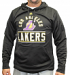 "Los Angeles Lakers Majestic NBA ""Foundation"" Men's Pullover Hooded Sweatshirt"