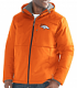 "Denver Broncos Men's NFL G-III ""Points"" Full Zip Polyfill Dobby Jacket"