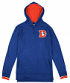 "Denver Broncos Mitchell & Ness NFL ""Seal The Win"" Long Sleeve Hooded Men's Shirt"