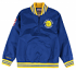 "Golden State Warriors Mitchell & Ness NBA Men's HWC ""Rebound"" Pullover Jacket"