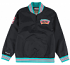 "San Antonio Spurs Mitchell & Ness NBA Men's ""Rebound"" 1/4 Zip Pullover Jacket"