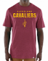 Cleveland Cavaliers Majestic NBA Hot Picks Men's Tri-Blend Short Sleeve T-Shirt