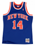 Anthony Mason New York Knicks Mitchell & Ness NBA Swingman HWC Jersey - Blue