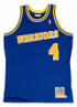 Chris Webber Golden State Warriors Mitchell & Ness Authentic '96 Blue NBA Jersey
