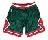 "Chicago Bulls Mitchell & Ness NBA ""Authentic"" Men's Mesh Shorts - 2008 Green"
