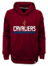 """Cleveland Cavaliers Youth NBA """"Playmaker"""" Pullover Hooded Performance Sweatshirt"""