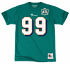 "Jason Taylor Miami Dolphins Mitchell & Ness NFL Men's ""Player""  S/S T-Shirt"