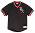 "Chicago White Sox Mitchell & Ness MLB Men's ""Team Win"" Mesh Jersey Shirt"