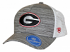"Georgia Bulldogs NCAA Top of the World ""Warm Up"" Adjustable Mesh Back Hat"