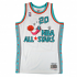 Gary Payton Supersonics Mitchell & Ness NBA 1996 All Star West Swingman Jersey