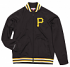Pittsburgh Pirates Mitchell & Ness MLB Men's Top Prospect Full Zip Track Jacket