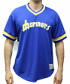 "Seattle Mariners Mitchell & Ness MLB Men's ""Game Winner"" Mesh Jersey Shirt"