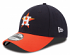 """Houston Astros New Era MLB 9Forty """"The League"""" Adjustable Hat - Road"""