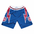 "Detroit Pistons Mitchell & Ness NBA ""Authentic"" Men's Mesh Shorts - 1978 Road"