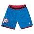Philadelphia 76ers Mitchell & Ness Authentic Men's Mesh Shorts - 1999 Alternate
