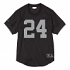 Charles Woodson Los Angeles Raiders Mitchell & Ness NFL Men's Mesh Player Shirt