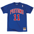 "Isiah Thomas Detroit Pistons Mitchell & Ness NBA Men's ""Player"" S/S T-Shirt"
