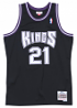Vlade Divac Sacramento Kings Mitchell & Ness NBA Swingman 2000-01 Jersey - Black