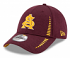 Arizona State Sun Devils New Era 9Forty Shadow Speed Performance Adjustable Hat