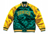 "Seattle Supersonics Mitchell & Ness NBA ""Tough Season"" Premium Satin Jacket"