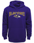 """Baltimore Ravens Youth NFL """"Fadeout"""" Pullover Hooded Sweatshirt"""