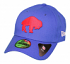 "Buffalo Bills New Era 9Forty NFL ""Throwback"" Adjustable Hat - Blue"