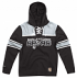 "San Antonio Spurs Mitchell & Ness NBA ""Skate Lace"" Pullover Hooded Sweatshirt"