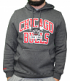 "Chicago Bulls Mitchell & Ness NBA ""Playoff Win"" Pullover Hooded Sweatshirt"