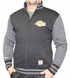 "Los Angeles Lakers Mitchell & Ness NBA Men's ""Varsity"" Full Zip Fleece Jacket"