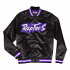 "Toronto Raptors Mitchell & Ness NBA Men's ""Big Time"" Lightweight Satin Jacket"