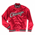 "Chicago Bulls Mitchell & Ness NBA Men's ""Big Time"" Lightweight Satin Jacket"