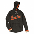 Baltimore Orioles Mitchell & Ness MLB Men's Leader Lightweight Hooded Shirt