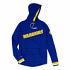 "Golden State Warriors Mitchell & Ness NBA ""Leader"" Lightweight Hooded Shirt"
