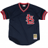 Ozzie Smith St. Louis Cardinals Mitchell & Ness Men's Authentic 1994 BP Jersey