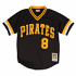 Willie Stargell Pittsburgh Pirates Mitchell & Ness Authentic 1982 BP Jersey