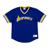"Seattle Mariners Mitchell & Ness MLB Men's ""Dinger"" Mesh Jersey Shirt"