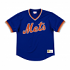 "New York Mets Mitchell & Ness MLB Men's ""Dinger"" Mesh Jersey Shirt"