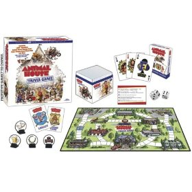 Animal House Trivia Game