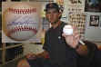 Luke Hochevar Signed Official MLB Baseball