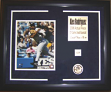 Alex Rodriguez 8x10 Framed w/Game Used Baseball Piece