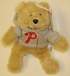 Philadelphia Phillies MLB 8'' Plush Bear