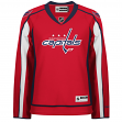 Washington Capitals Women's NHL Reebok Red Premier Jersey