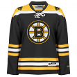 Boston Bruins Women's NHL Reebok Black Premier Jersey