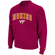 Virginia Tech Hokies 2011 Automatic Fleece Crew Sweatshirt